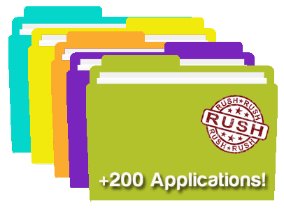 200applications